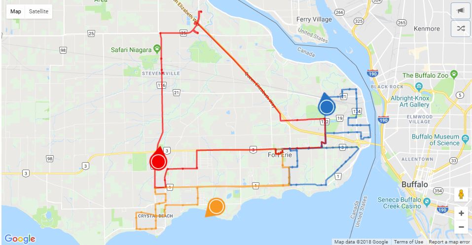Schedules and Maps | Fort Erie Transit